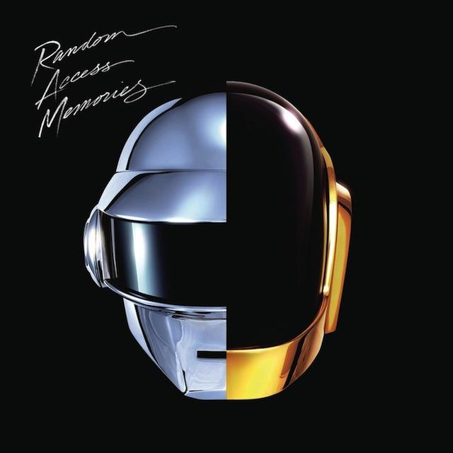 2. Daft Punk - Random Access Memories