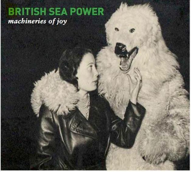 "10. British Sea Power's ""Machineries of Joy"""