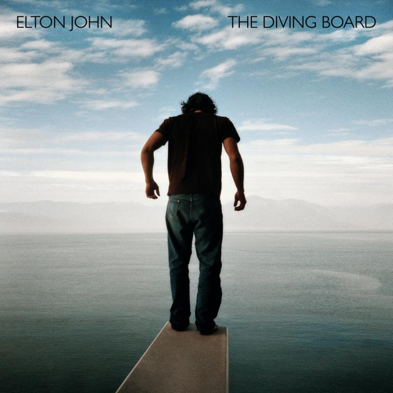 "7. Elton John's ""The Diving Board"""