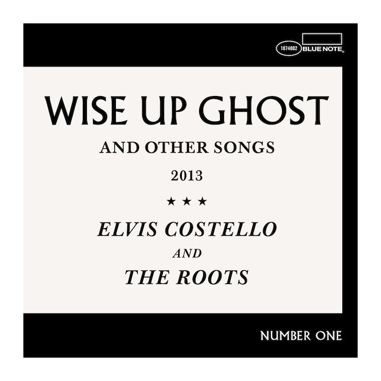 "3. Elvis Costello & The Roots' ""Wise Up Ghost"""