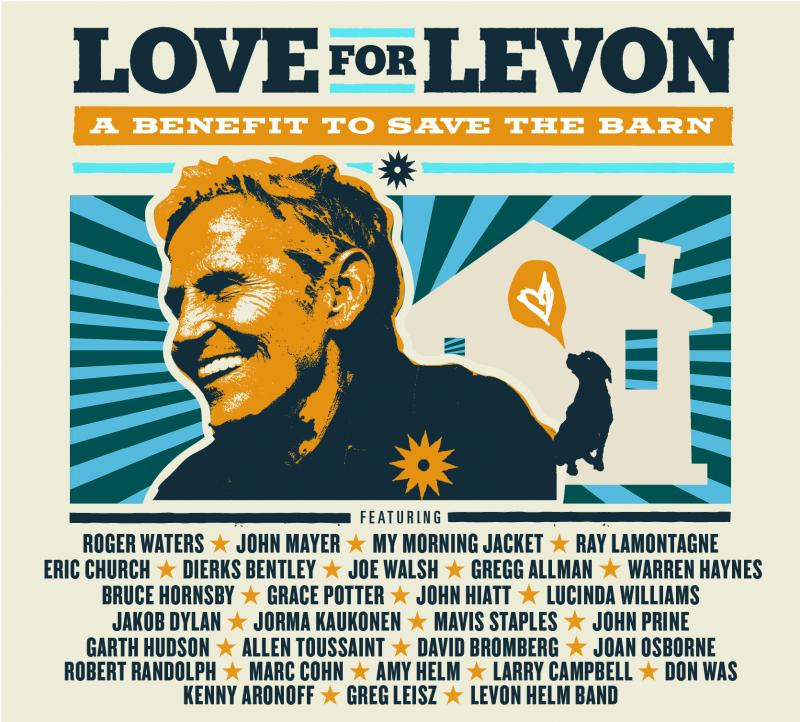 "7. ""Love For Levon"" by various artists"