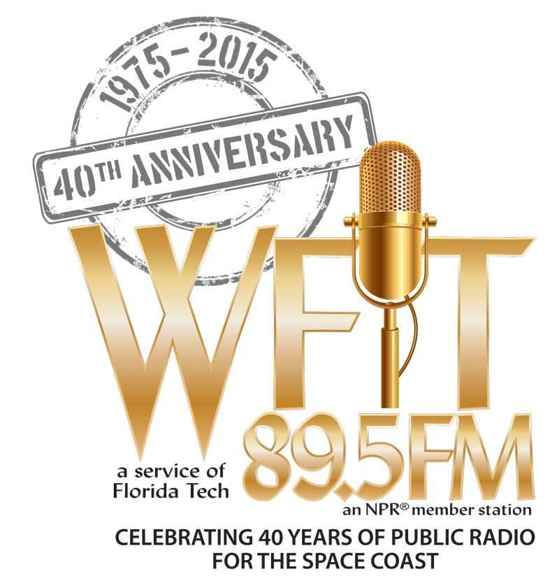 Celebrating 40 Years of Public Radio for the Space Coast