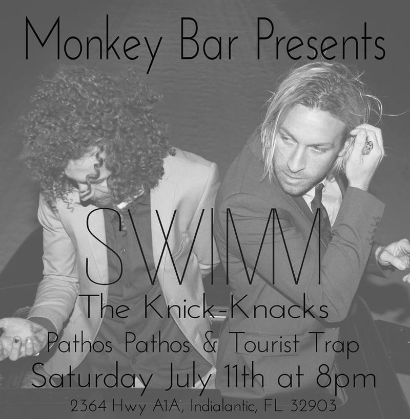SWIMM at the Monkey Bar