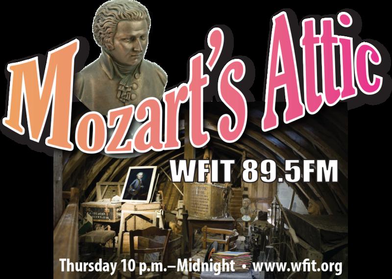 Mozart's Attic