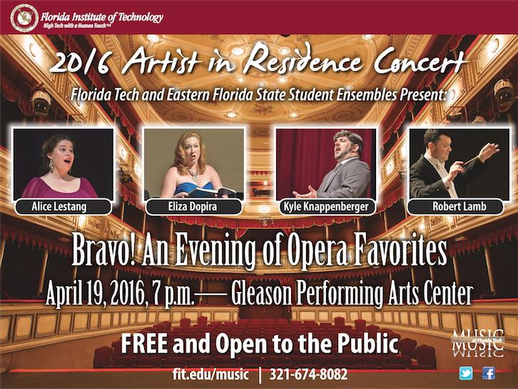 Bravo! An Evening of Opera Favorites