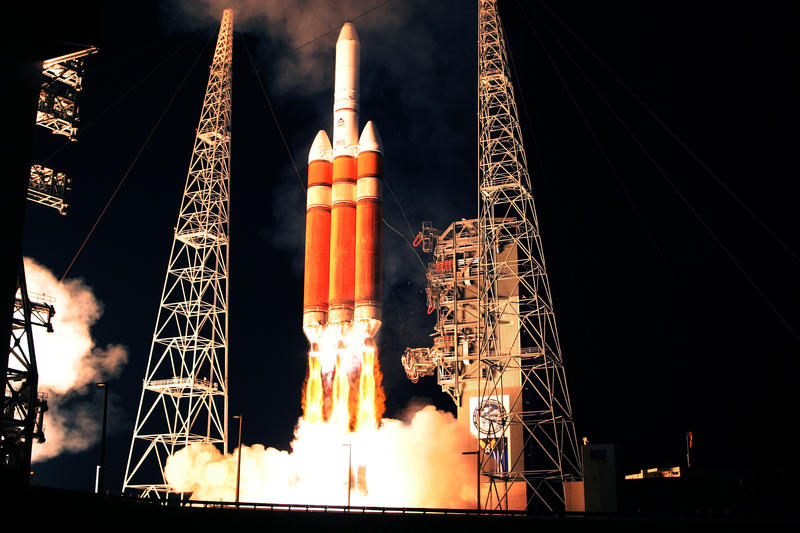 Delta 4 Heavy Rocket