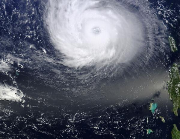 Hurricane Katia from 2011