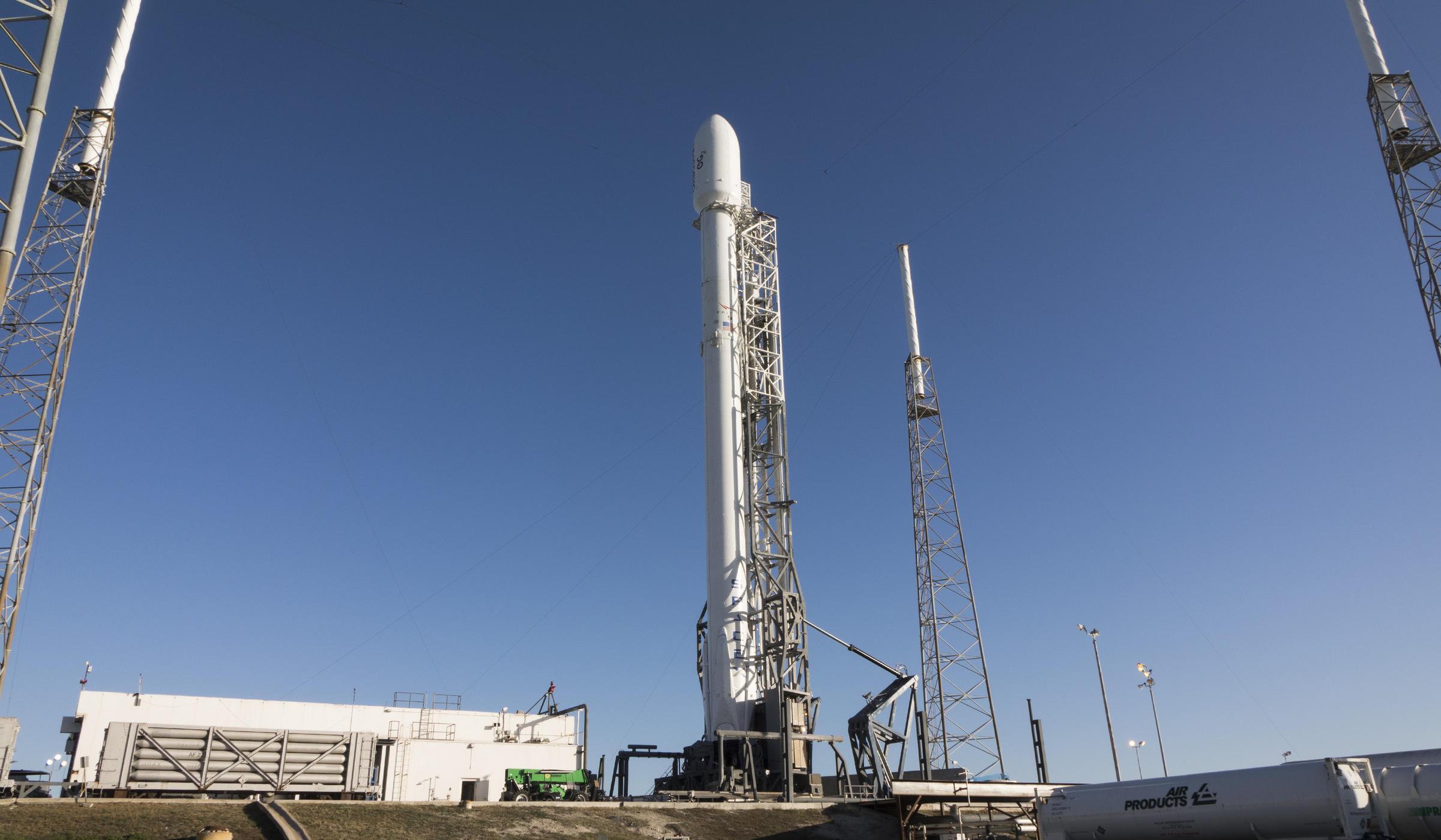 SpaceX Falcon 9 Launch Dec 21st   WFIT