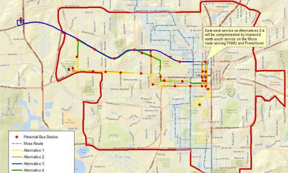 Starmetro Planning Rapid Buses Through Downtown Seeks Public Input