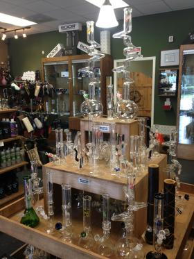Glass pipes will continue to be sold at Tallahassee's Tobacco Leaf Smoke Shop.