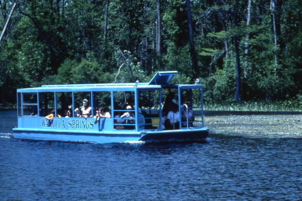 glass bottom boat florida memory In: Everyone Knows the Answer   Our Santa Fe River, Inc. (OSFR)   Protecting the Santa Fe River