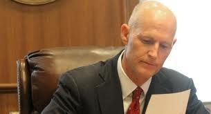 Gov. Rick Scott, undated.