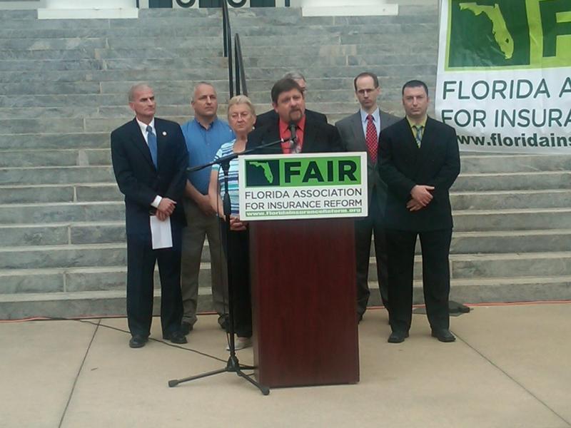 Florida Association for Insurance Reform (FAIR) announces lawsuit against Citizens Property Insurance