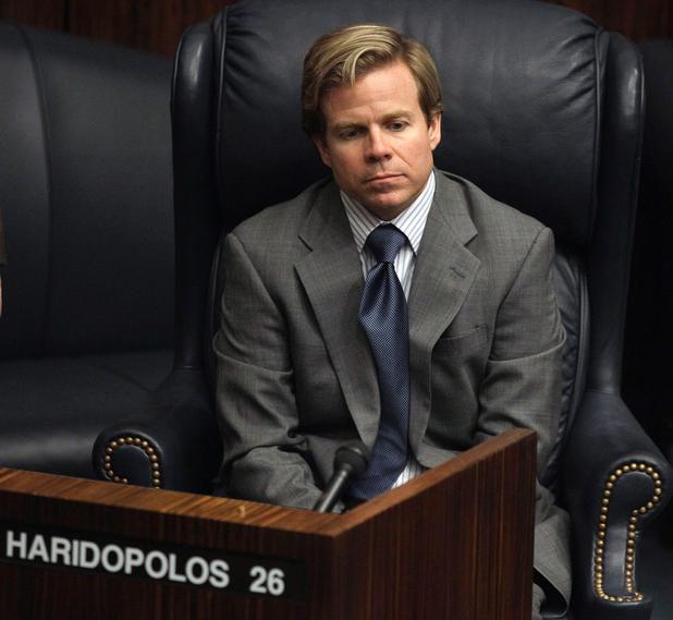 Senate President Mike Haridopolos