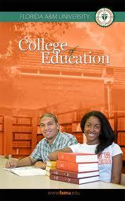 FAMU's College of Education was the first school at the university at its founding in 1887.