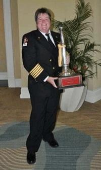 Tallahassee Fire Chief Becomes Florida S First Female Fire