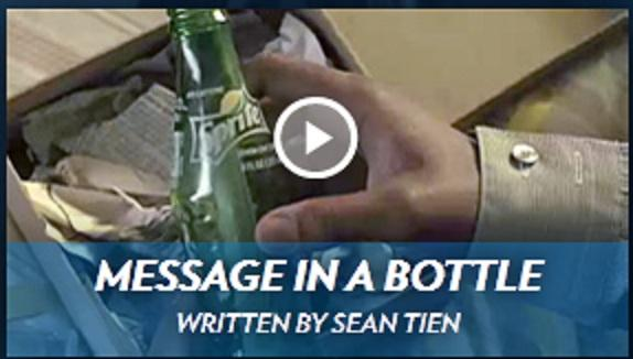 "Screenshot from ""Message in a Bottle,"" by FSU M.F.A. film student Sean Tien."