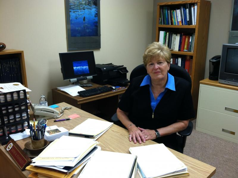FSU music therapy professor Dr. Jayne Standley invented the PAL.