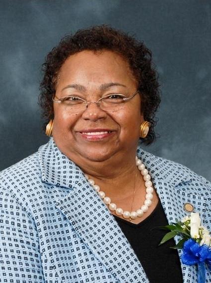 Former Senator Larcenia Bullard