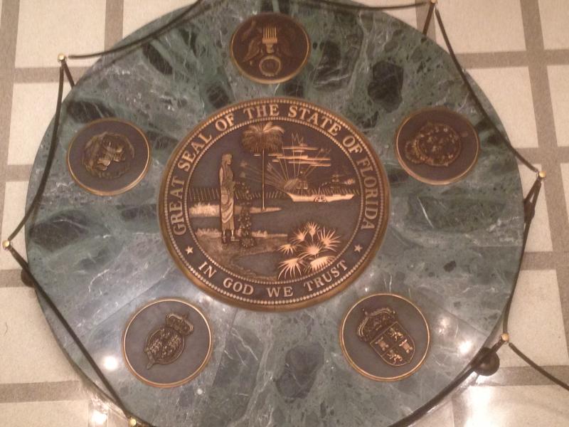 The Seals of Florida