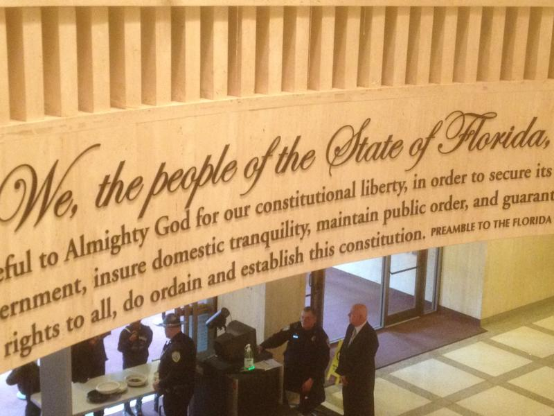 """""""We the people of the State of Florida"""""""