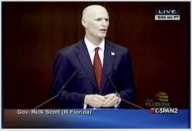 Gov. Rick Scott delivers his 3rd State of the State speech before lawmakers