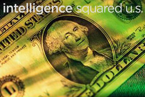 dollar and intelligence squared logo