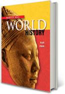 "Prentice Hall's World History textbook, which is causing some to say it's heavily ""Islam-biased."""