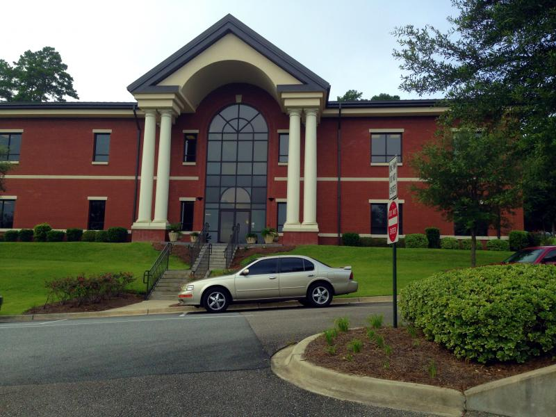 Apalachee Center administration building