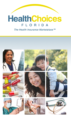 Florida Health Choices website