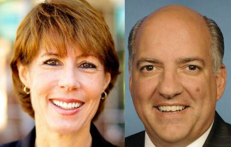 Gwen Graham and Congressman Steve Southerland
