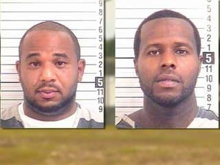 Joseph Jenkins and Charles Walker were recaptured at a Panama City hotel over the weekend.