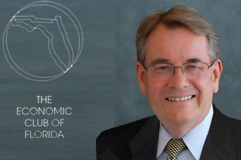 don gaetz and the economic club of florida logo