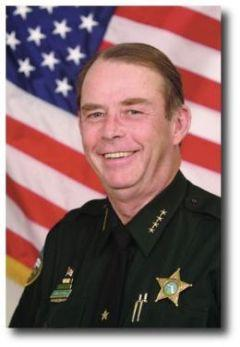 Leon County Sheriff Larry Campbell