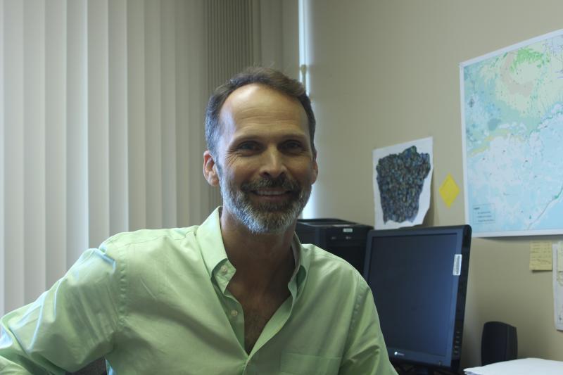 Everglades National Park Oceanographer Erik Stabenau