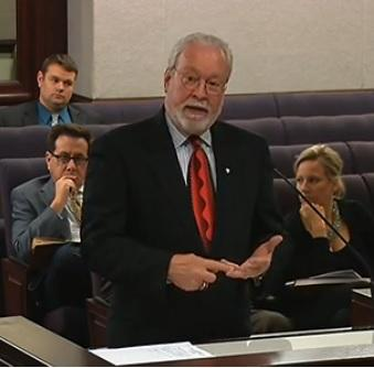 """Florida Smart Justice Alliance President and CEO Barney Bishop is backing the bill aimed at helping released inmates get ID Cards and birth certificates. This proposal is a much watered-down version of a """"Smart Justice"""" reform bill that failed last year."""