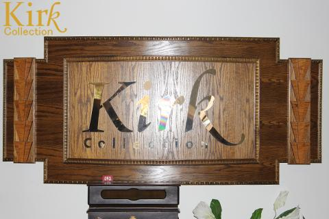 kirk collection sign