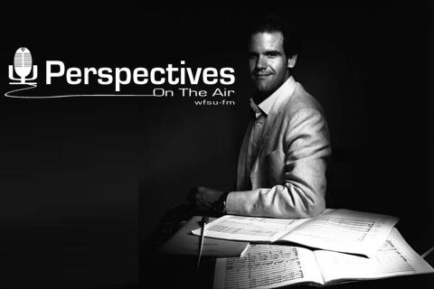 Perspectives logo and Darko Butorac