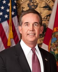 Florida CFO Jeff Atwater is one of several finalists to head Florida Atlantic University