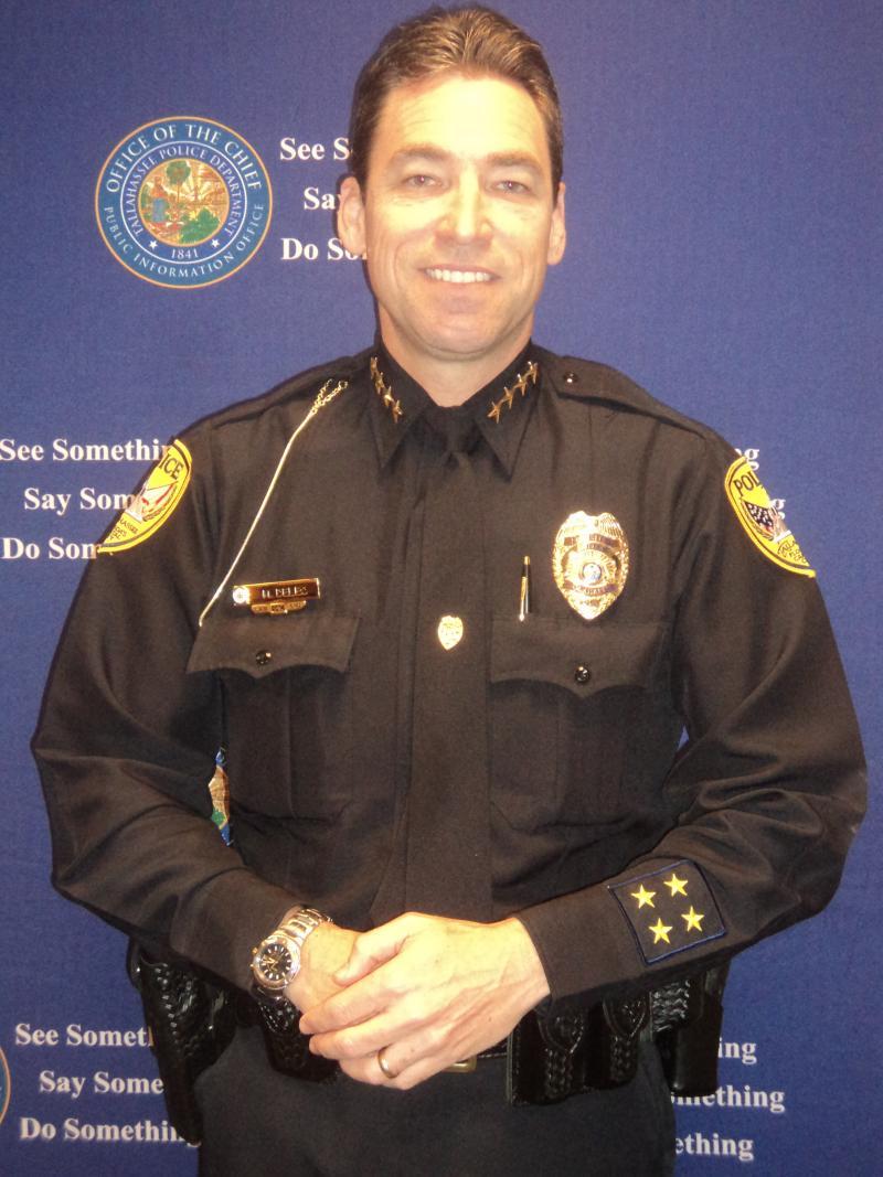 New Police Chief Michael DeLeo