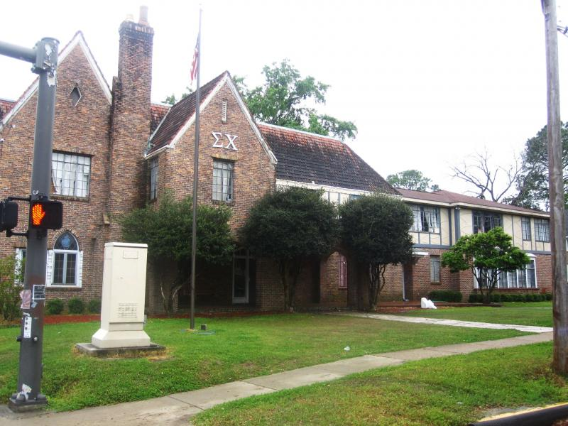 Sigma Chi House, Florida State University