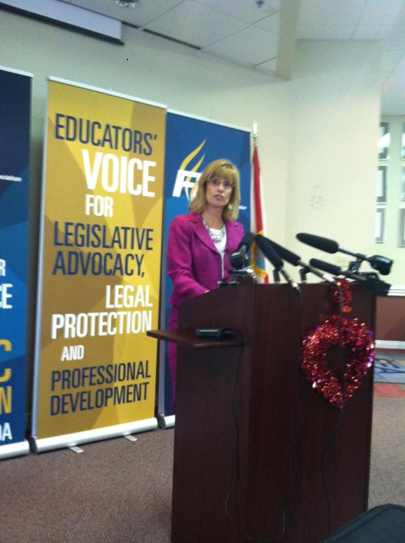 FEA Vice President Joanna McCall