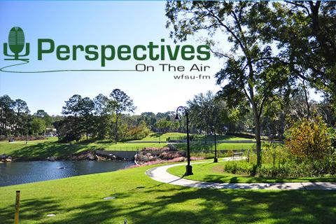 Cascades Park with perspectives logo