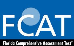 This is the Florida Comprehensive Assessment Test logo.