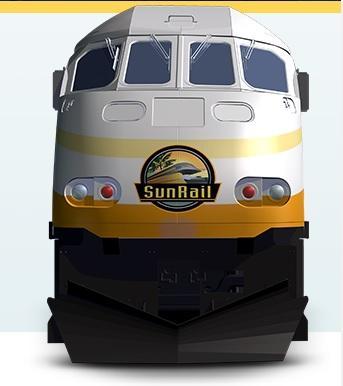 SunRail train