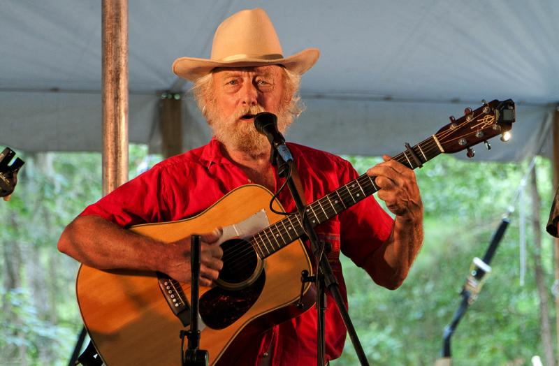 Florida Folk Fest performer