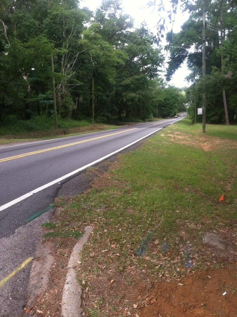 A lack of sidewalks on Magnolia Drive between Meridian and Apalachee Parkway has led to concerns about pedestrian safety