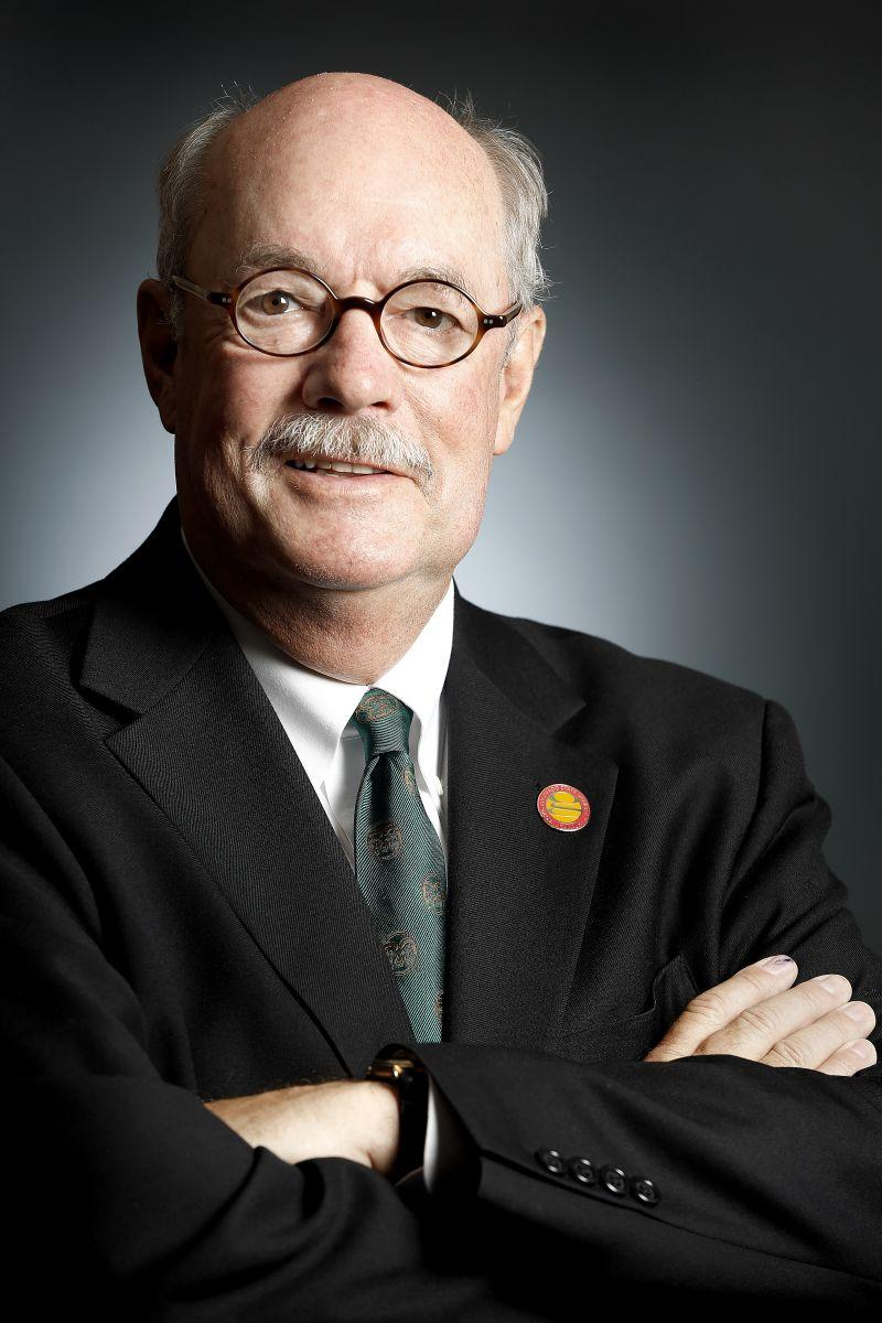 Colorado State University system Chancellor Michael V. Martin.