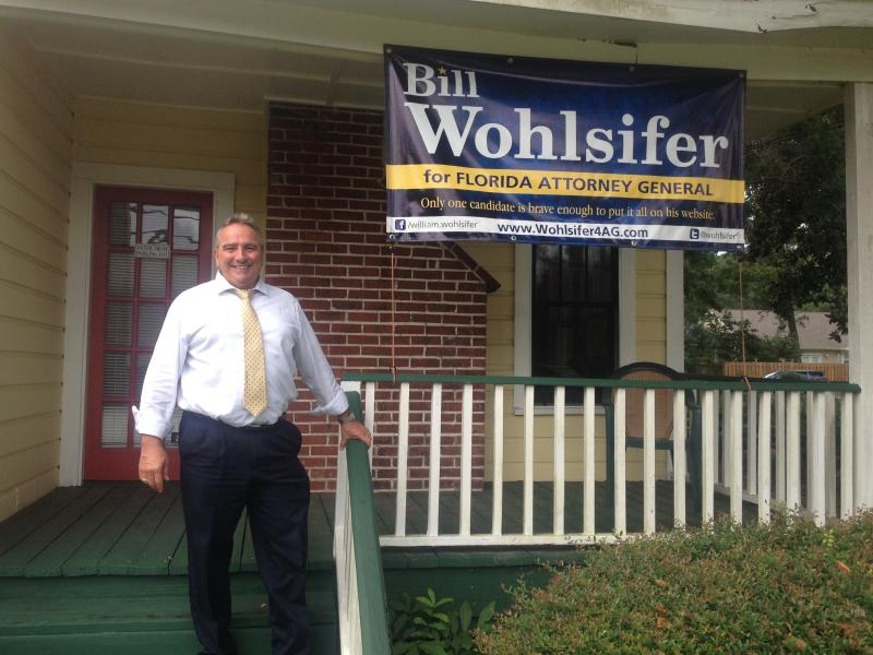 Bill Wohlsifer, Libertarian Candidate for Attorney General