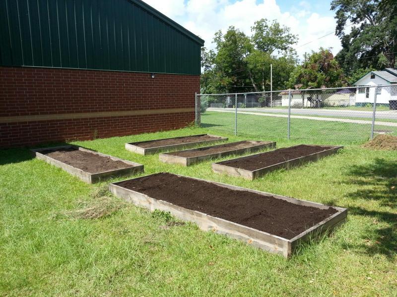 Bond Elementary School Garden